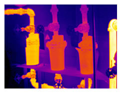 Analyzing Mechanical Systems Using Infrared Thermography